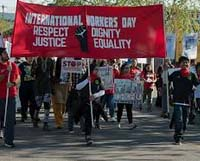 Paragraph 'May Day or International Worker's Day'