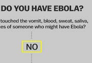 Paragraph 'The Ebola Virus'